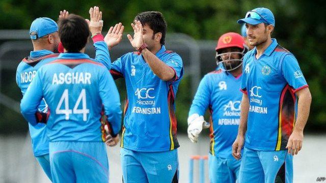 ক্রিকেটে উন্নতি করছে আফগানিস্তান দল