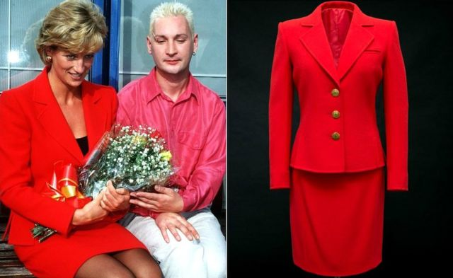 Diana at London Lighthouse appeal/suit