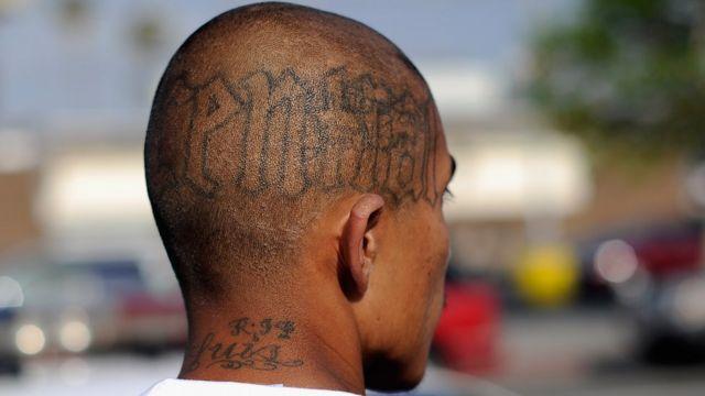 Miembro de una pandilla detenido en California