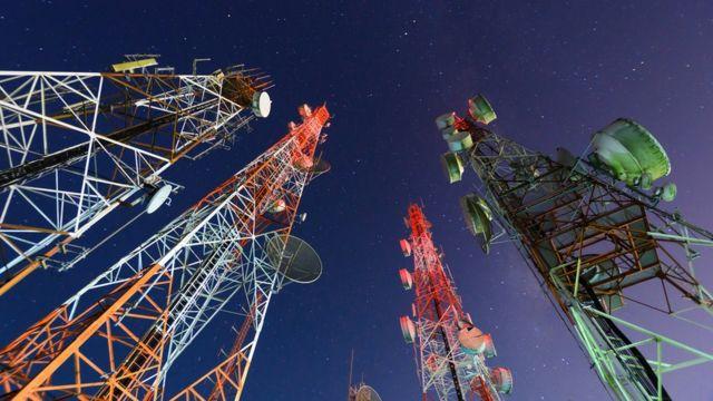 torres de telecomunicación
