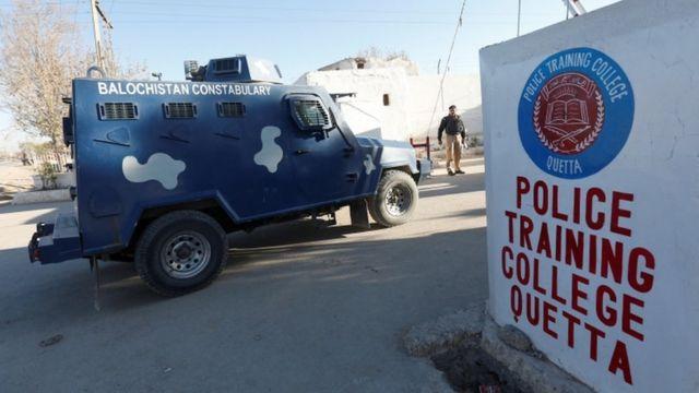 पुलिस ट्रेनिंग कॉलेग, क्वेटा