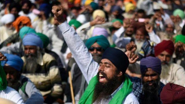 किसान आंदोलन से जुड़े 3 सबसे अहम सवाल - BBC News हिंदी