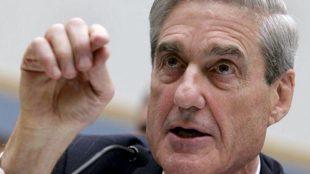 O procurador especial Robert Mueller
