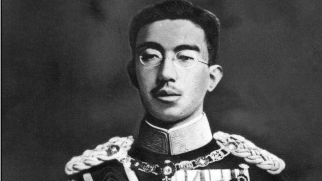Emperor Hirohito en 1942