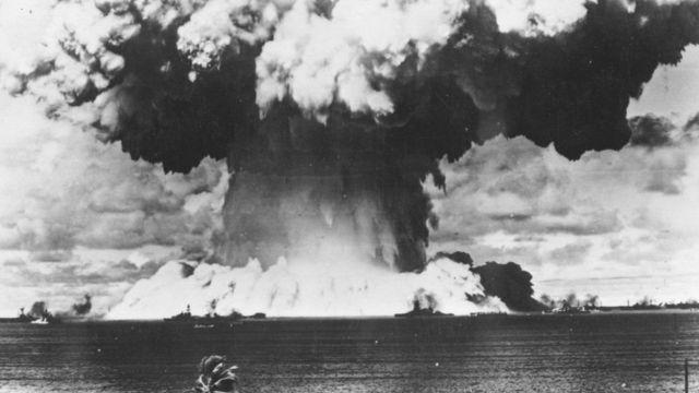 परमाणु हमला