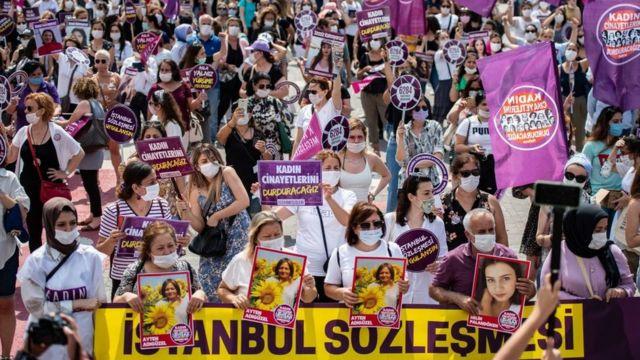 İstanbul Sözleşmesi nedir?