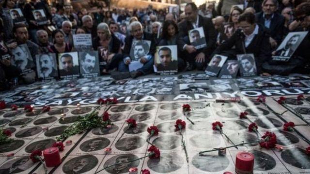 Багато інтелектуалів у Туреччині визнають геноцид вірмен