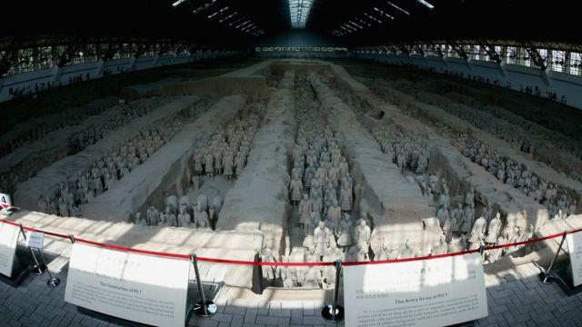 Ejército de Terracota
