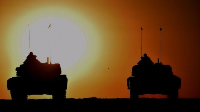 تدريبات عراقية تركية مشتركة على الحدود مع إقليم كردستان العراق