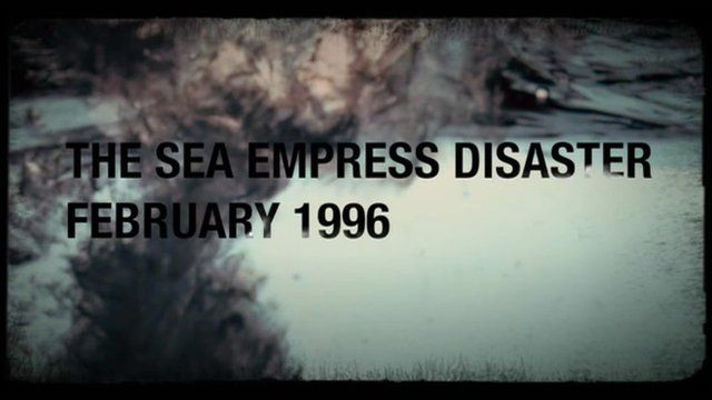 The Sea Empress disaster in 1996 was Britain's third largest oil spillage at the time