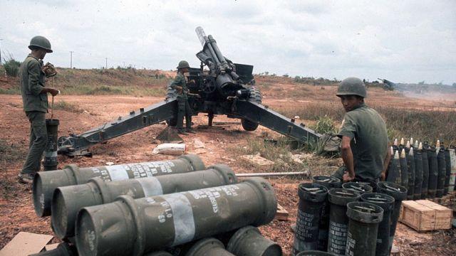 Quân lực Việt Nam Cộng Hòa không còn được Mỹ yểm trợ hỏa lực sau 1973