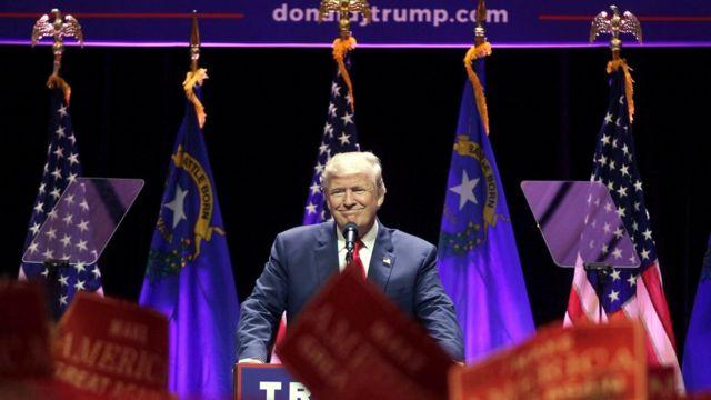 Donal Trump