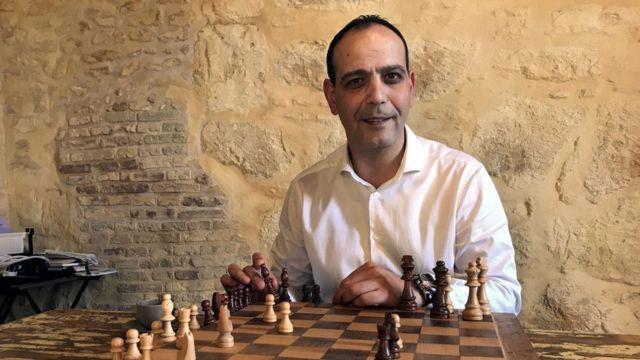 Mehmet Armanci, alcalde de la parte turcochiprichiota de Nicosia