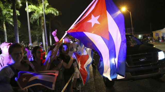 مخالفان کاسترو