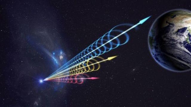 Las ráfagas rápidas de radio rápidas (FRB) son destellos de radiación de luz que llevan años cautivando a los científicos.