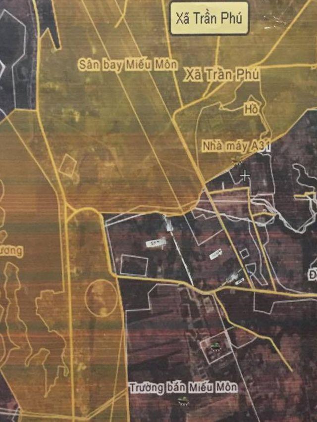 Khu đất đồng Sênh