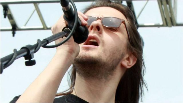 Singer Steven Wilson crowned prog rock king