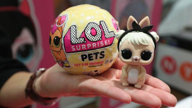 Muñeca L.O.L Surprise!