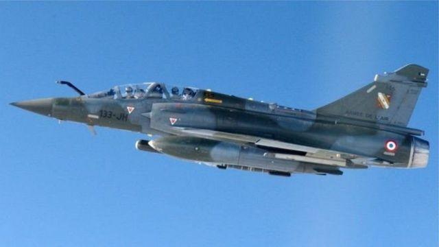भारतीय वायुसेनाको मिराज विमान