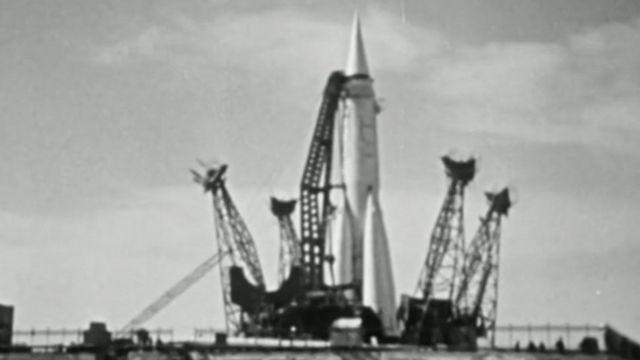Cohete R-7 Semyorka