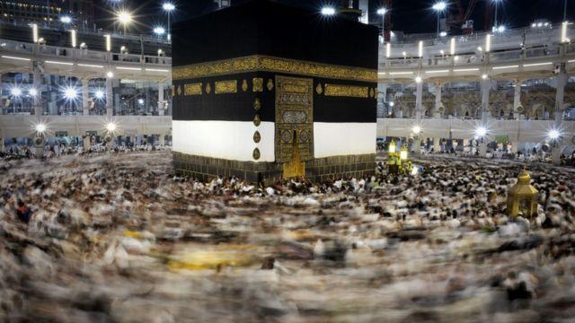 Le pèlerinage à la Mecque est l'un des cinq piliers de l'islam.