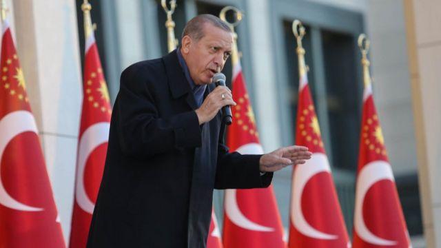 промова Ердогана після референдуму