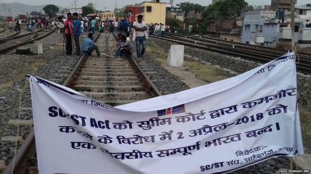 INDIA, DALIT, SC/ST ACT