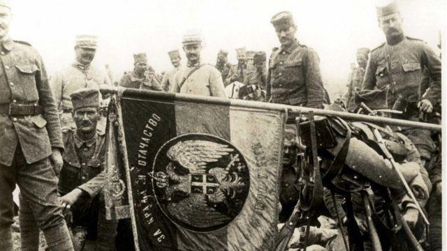 Vojska Srbije u Prvom svetskom ratu