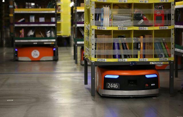Робот Kiva