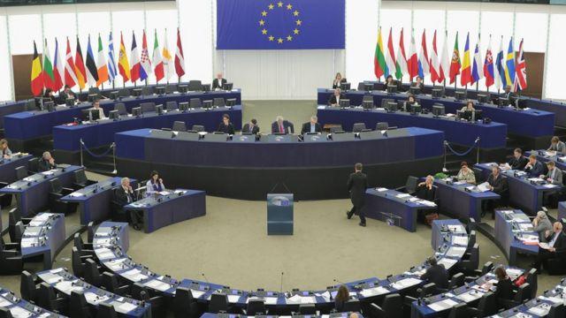 """<p><span style=""""color:#ff0000""""><strong>Avropa Parlamenti Rusiya sülhməramlılarından narahatdır</strong></span></p>"""