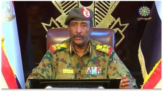 लेफ़्टिनेंट जनरल अब्दुल फ़तह अब्दुर्रहमान बुरहान