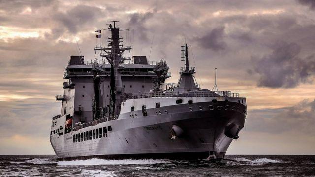 корабль Tidespring