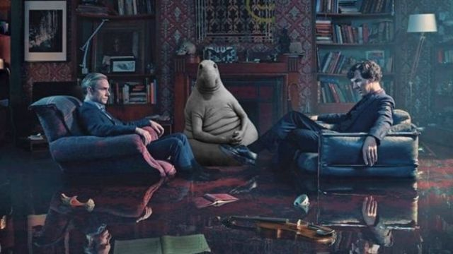 Ждун і Шерлок
