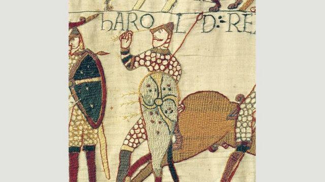 La Tapisserie de Bayeux (vers 1077 ou après)