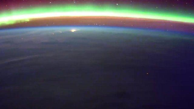 'Aurora rise'