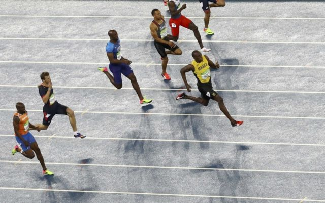 Bolt volvió a dejar clara su superioridad.
