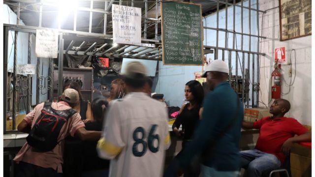 Bar u Karakasu