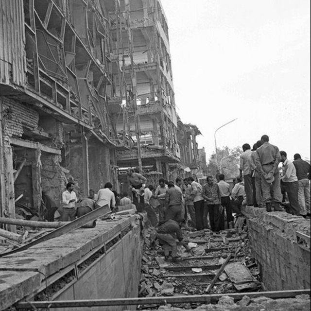 در این فیلم انفجار نهم مهر ۱۳۶۱ میدان توپخانه نقطه عطف تاسیس وزارت اطلاعات معرفی میشود