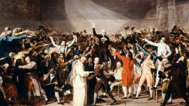 Assembleia Constituinte Francesa 1789