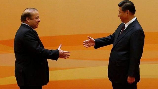 चीन पाकिस्तान
