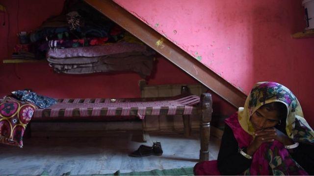 સંજલિનો રુમ અને તેમનાં મા