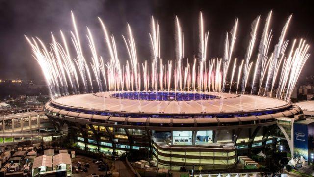 El famoso estado del Maracaná será la sede de la inauguración de las Olimpiadas.