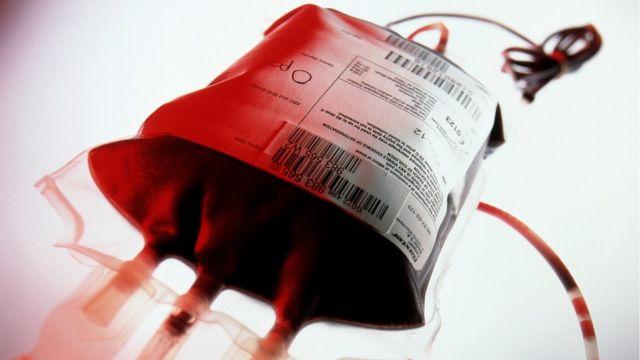 Bolsa de sangre