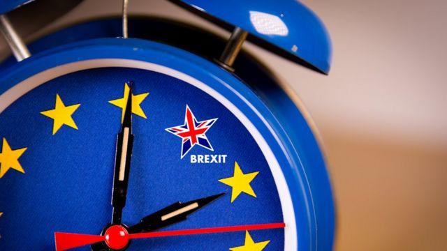Brexit alarm clock