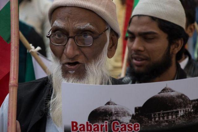 బాబ్రీ మసీదు కేసులో తీర్పు: 'న్యాయం భ్రమ', సీబీఐ దర్యాప్తుపైనా ప్రశ్నలు -  BBC News తెలుగు