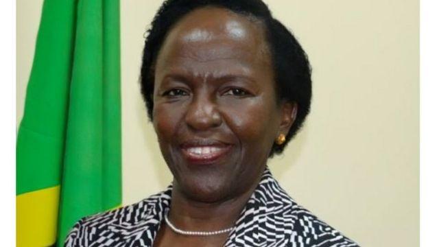 Mheshimiwa Liberata Mulamula