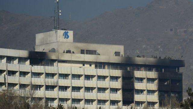 پر دغه هوټل د طالبانو له وروستي بریده ۲۱ ورځې وړاندې د هوټل امنیتي چارې یوه خصوصي امنیتي شرکت ته سپارل شوې وې
