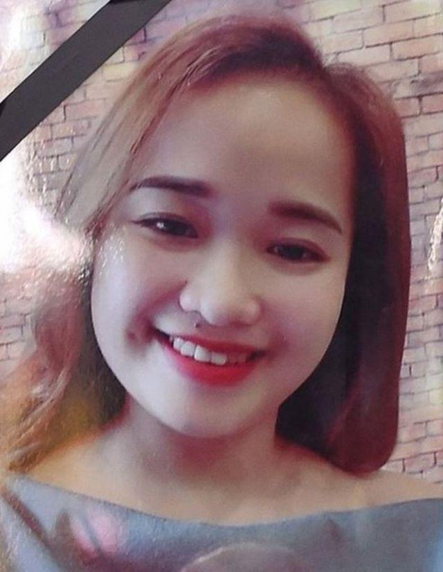 Bùi Thị Nhung là một trong số những người mất tích