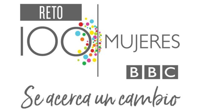 100 Mujeres: logo