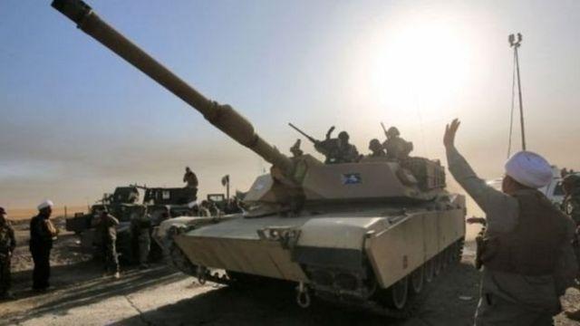 इराक़ , मोसुल , बड़ा अभियान